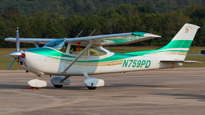N759PD - Cessna 182Q Skylane - Private