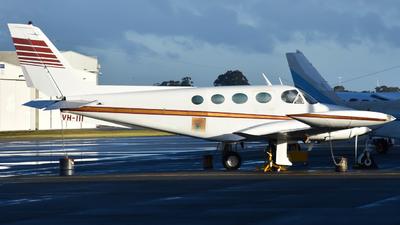 VH-III - Cessna 340 II - Private