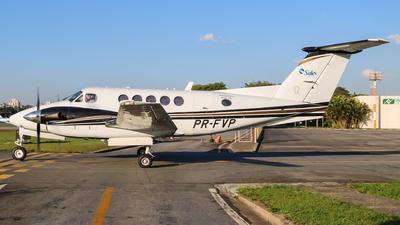 PR-FVP - Beechcraft B200 Super King Air - Sales Serviços Aéreos
