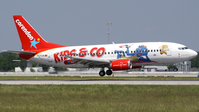 TC-TJB - Boeing 737-3Q8 - Corendon Airlines