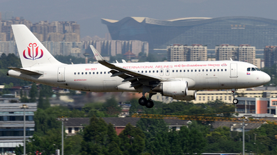 A picture of XU997 - Airbus A320214 - JC Airlines - © F3E1988