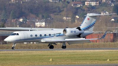 OE-IIE - Gulfstream G450 - MJet