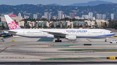 B-18005 - Boeing 777-309ER - China Airlines