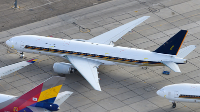 N506BC - Boeing 777-212(ER) - Untitled