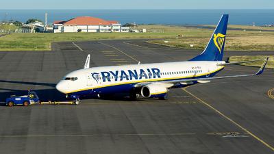 A picture of EIEKJ - Boeing 7378AS - Ryanair - © Eduardo Paixao Silva