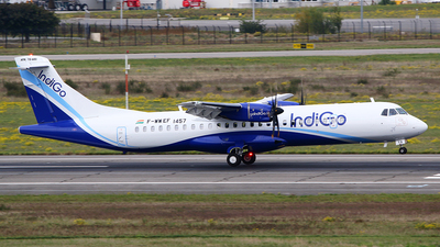 A picture of FWWEF - ATR 72600 - [] - © Eurospot