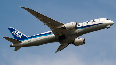 JA816A - Boeing 787-8 Dreamliner - All Nippon Airways (ANA)