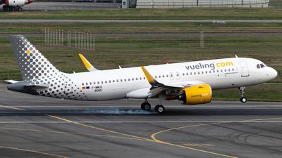 F-WWIE - Airbus A320-271N - Vueling