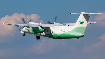 A picture of LNWSB - De Havilland Canada Dash 8200 - Wideroe - © aegirN