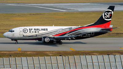 B-2951 - Boeing 737-3Z0(SF) - SF Airlines