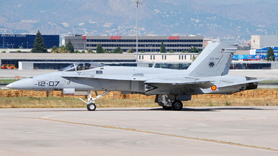 C.15-49 - McDonnell Douglas EF-18M Hornet - Spain - Air Force