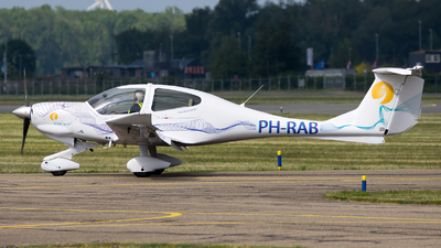 PH-RAB - Diamond DA-40D Diamond Star TDI - Private