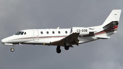CS-DQB - Cessna 560XL Citation XLS - NetJets Europe