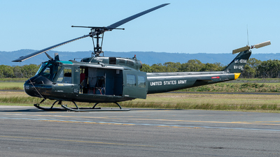 VH-UVC - Bell UH-1H Iroquois - Private