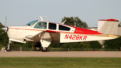 N428KR - Beechcraft V35B Bonanza - Private