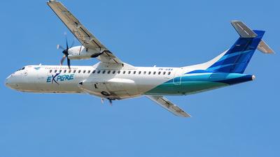 PK-GAA - ATR 72-212A(600) - Garuda Indonesia Explore