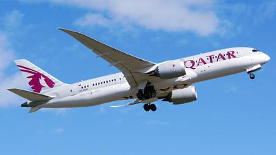 A7-BCW - Boeing 787-8 Dreamliner - Qatar Airways