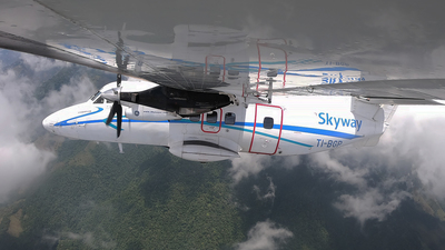 TI-BGP - Let L-410UVP-E20 Turbolet - SkyWay Costa Rica