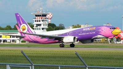 A picture of HSDBU - Boeing 73788L - Nok Air - © SOMPOL JUNLAMART