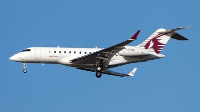 A7-CEI - Bombardier BD-700-1A11 Global 5000 - Qatar Executive