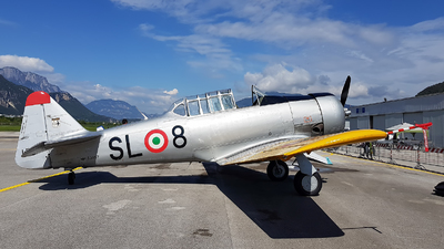 I-FKVE - North American AT-6 Texan - Private