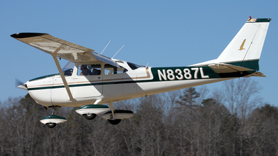 N8387L - Cessna 172I Skyhawk - Private