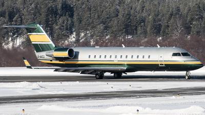 2-AVCO - Bombardier CRJ-200ER - Private