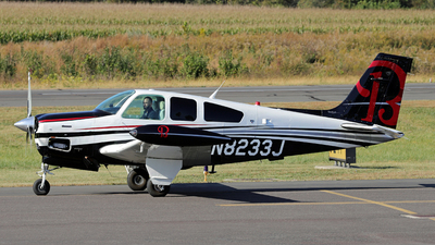 N8233J - Beechcraft F33A Bonanza - Private