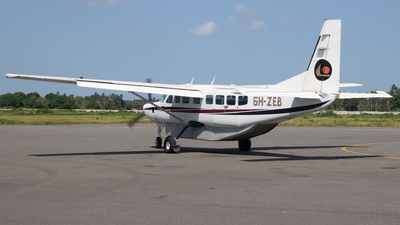 5H-ZEB - Cessna 208B Grand Caravan - Coastal Aviation