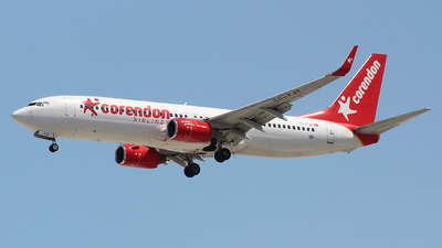 A picture of TCTJT - Boeing 7378HC - Corendon Airlines - © Ali Mithat Ozdogan