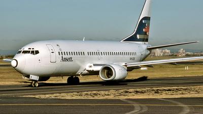 VH-CZB - Boeing 737-377 - Ansett.
