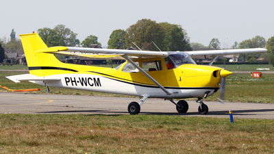 PH-WCM - Reims-Cessna F172M Skyhawk - Private