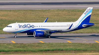 A picture of VTISB - Airbus A320271N - IndiGo - © Sandeep Pilania
