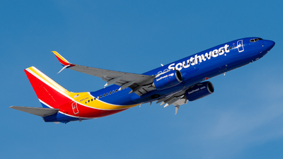 A picture of N8504G - Boeing 7378H4 - Southwest Airlines - © Michael Place