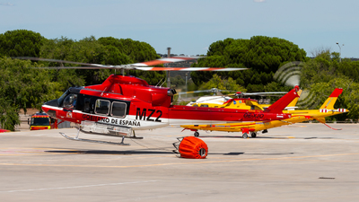 OE-XJO - Agusta-Bell AB-412EP - Rotorsun