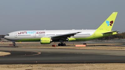 HL7743 - Boeing 777-2B5(ER) - Jin Air