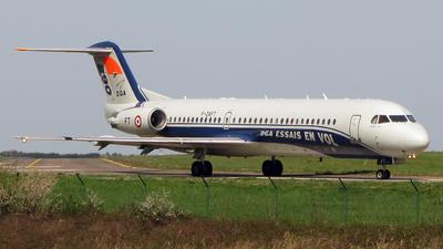 290 - Fokker 100 - France - Centre d'Essais en Vol