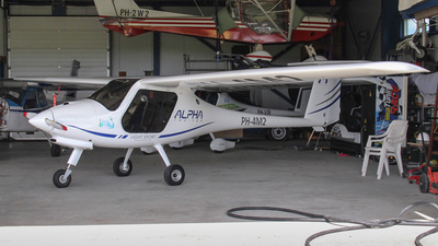 PH-4M2 - Pipistrel Alpha Trainer - Private