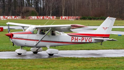 PH-PVG - Reims-Cessna F172M Skyhawk - Private