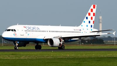 A picture of 9ACTK - Airbus A320214 - Croatia Airlines - © Antek Dec