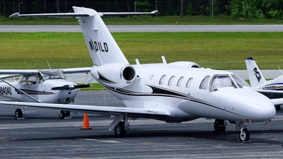 N101LD - Cessna 525 CitationJet 1 Plus - Private