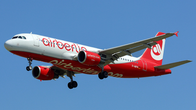 D-ABFN - Airbus A320-214 - Air Berlin