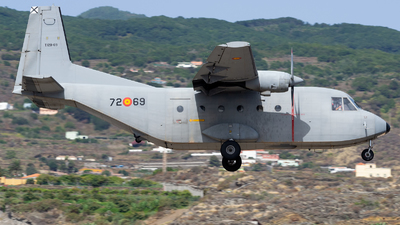 T.12B-69 - CASA C-212-100 Aviocar - Spain - Air Force