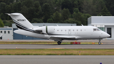 N253RT - Bombardier CL-600-2B16 Challenger 605 - Private