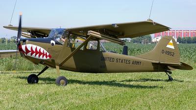 I-BDOG - Cessna O-1 Bird Dog - Private