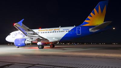 N308NV - Airbus A319-112 - Allegiant Air
