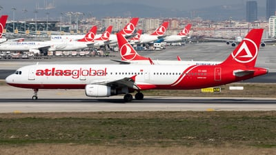 TC-AGG - Airbus A321-231 - AtlasGlobal