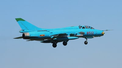 8512 - Sukhoi Su-22UM3K Fitter G - Vietnam - Air Force