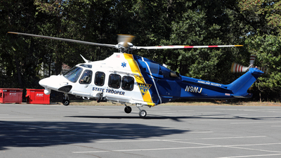 N9NJ - Agusta-Westland AW-139 - United States - New Jersey State Police