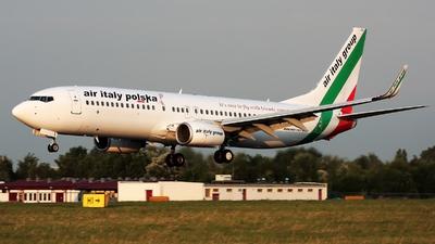 EI-EOJ - Boeing 737-8BK - Air Italy Polska